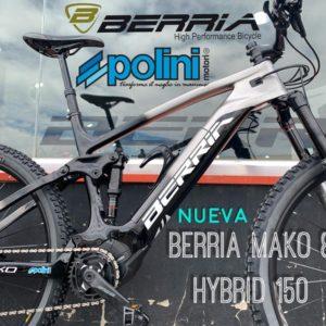 Nueva Berria Mako Hybrid 8 Full