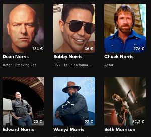 web famosos videos dedicados